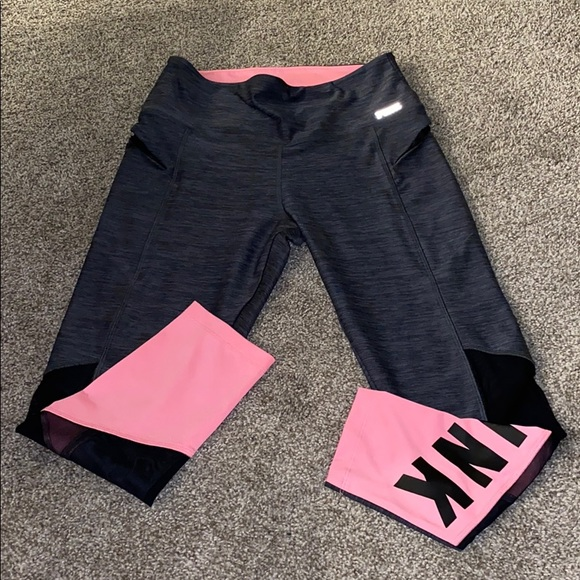 PINK BRAND LEGGINGS.
